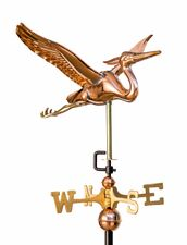 Small Deluxe Heron Weathervane