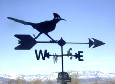 Road Runner Weathervane