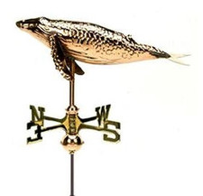 Small Whale Weathervane