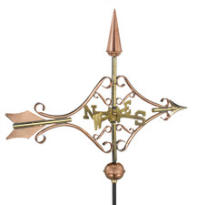 Small Victorian Arrow Weathervane