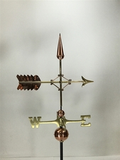 "24"" RE Arrow Weathervane"