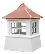 Windowed Freeport Cupolas