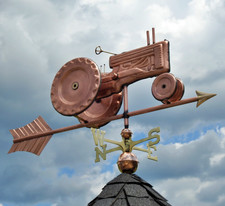 Large Tractor Weathervane