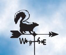 Skunk Weathervane