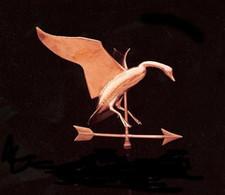 Landing Goose Weathervane