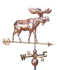 Classic Moose Weathervane