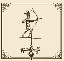 Indian Weathervane