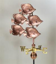 School of Fish Weathervane