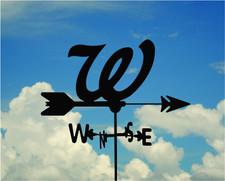Custom Walgreens Weathervane