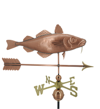 Cod Weathervane