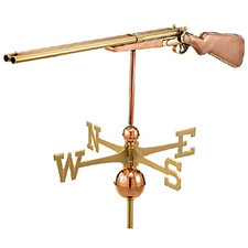 Shotgun Weathervane
