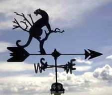 Mountain Lion Weathervane