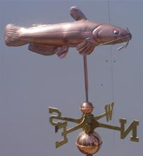 Catfish Weathervane