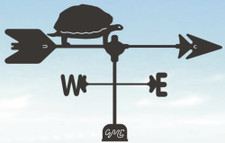 Turtle Weathervane