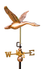 Small Flying Goose Weathervane
