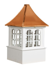 Bethany Double Arch Cupolas