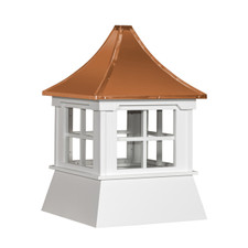 Victorian shed cupola