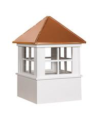 Chester quick ship cupola