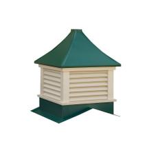 Franklin metal cupolas