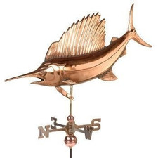 Sailfish Weathervane 1