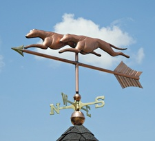 Racing Greyhound's  Weathervane