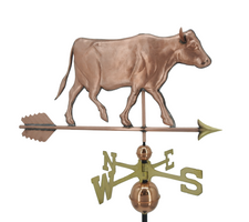 Cow Weathervane 2