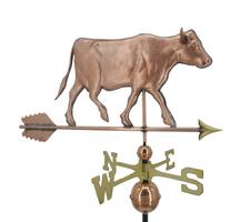 Cow Weathervane 2