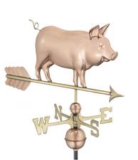 Country Pig Weathervane