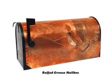 Ruffed Grouse Mailbox