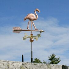 Flamingo Weathervane