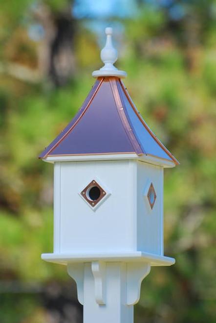 Square Bird House