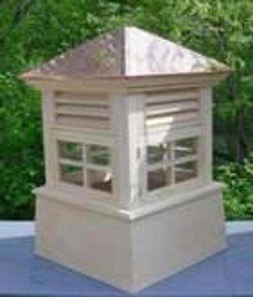 Brockton Cupolas