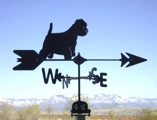 Terrier Weathervane