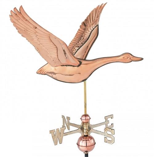 Small Goose Weathervane