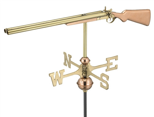 Small Shotgun Weathervane
