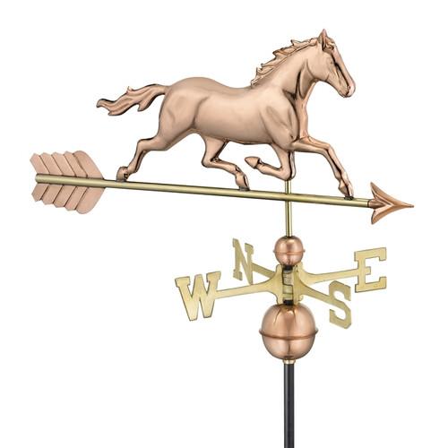 Trotting Horse Weathervane