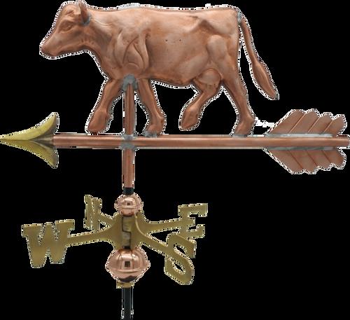 Small Cow Weathervane