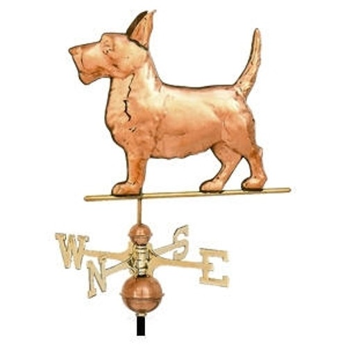 Terrier Weathervane 1