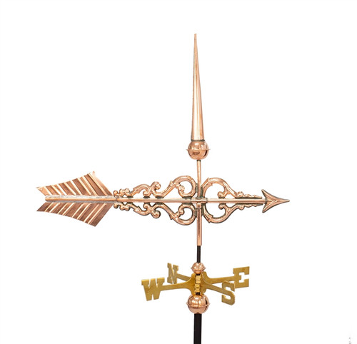 Deluxe scroll arrow