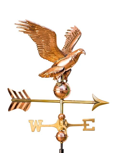 Small Eagle Weathervane
