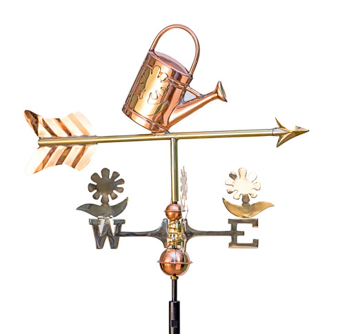Small Watering Can Weathervane