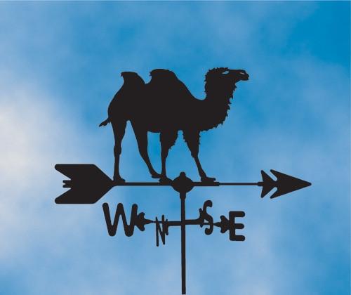 Camel 2 Weathervane
