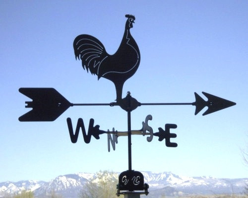 Rooster 2 Weathervane