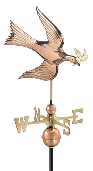 Peace Dove Weathervane 1