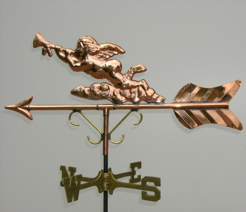Small Cherub Weathervane