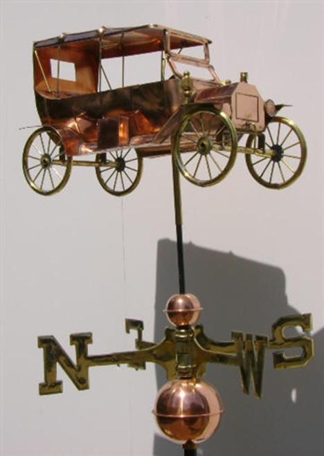 Antique Car Weathervane 2
