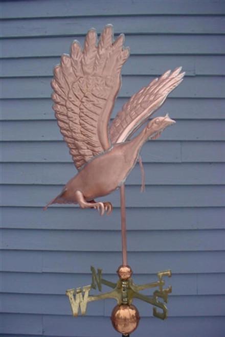 Flying Turkey Weathervane