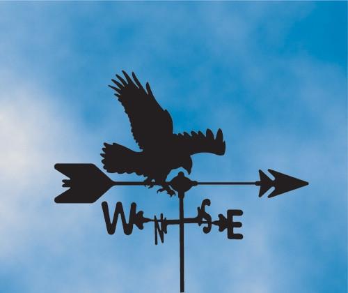 Hawk Weathervane