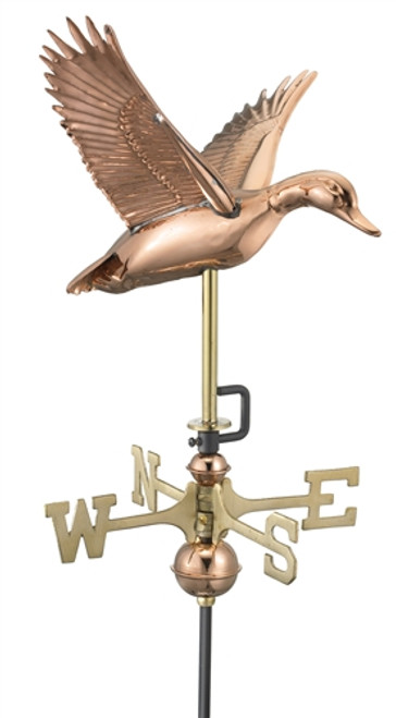 Small Duck Weathervane 1