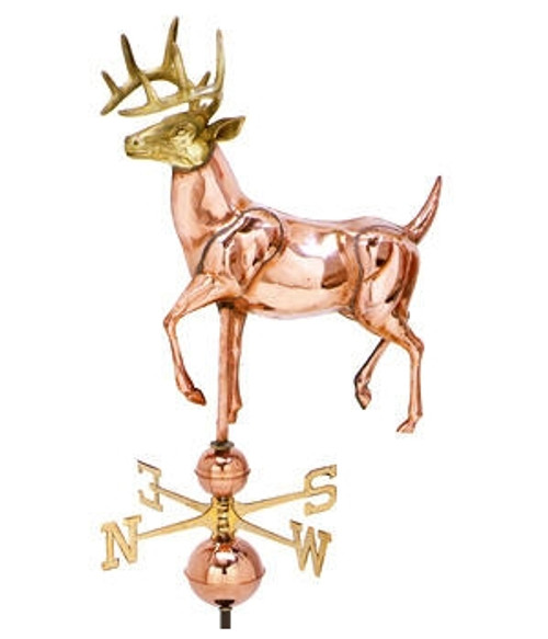 Full Bodied Deer Weathervane